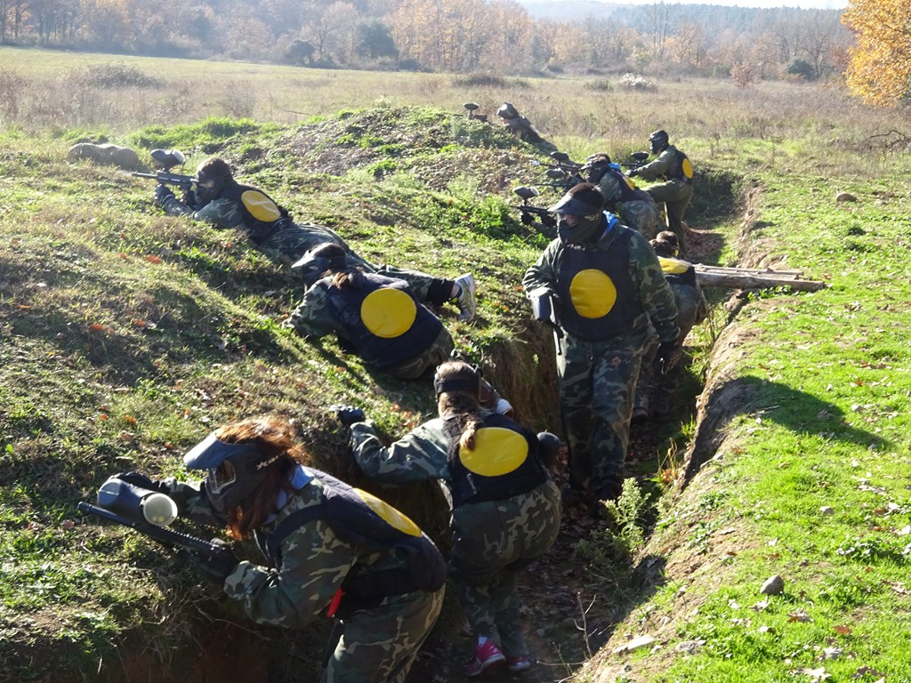 Mejores Paintball